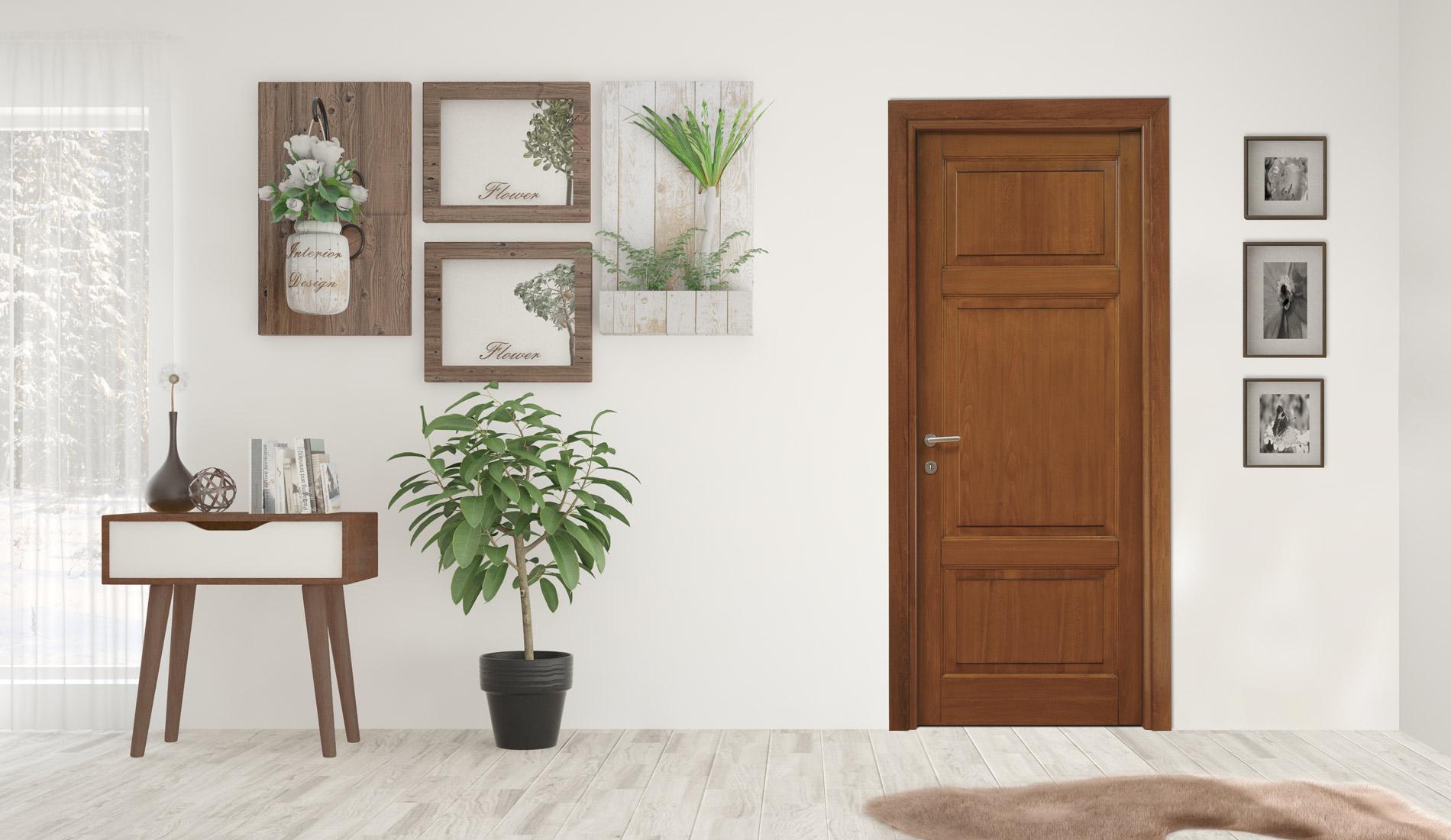 ricco e magnifico grande liquidazione acquista originale MICHELONI PORTE - Porte in legno massello - Made in Italy ...