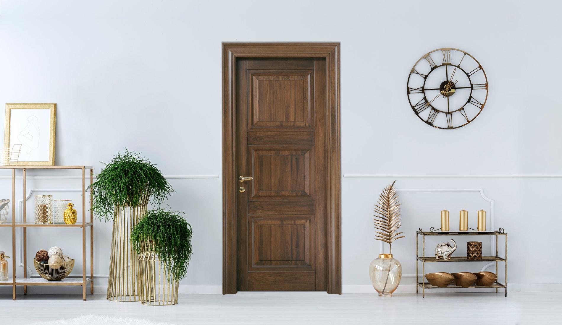porte legno massello